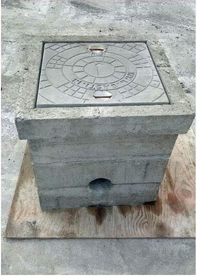 Concrete Precast Products Manufacturing Company India