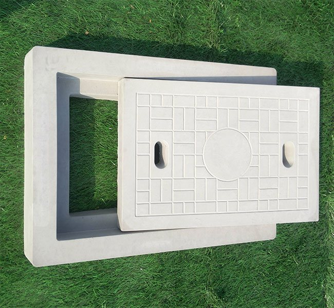 Precast Concrete Manhole Covers Drain Covers Earth Pit